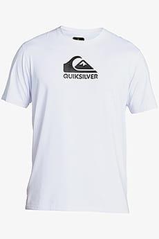 Футболка QUIKSILVER Для Плавания Sldstreakss M Sfsh Wbb0 White