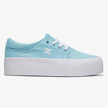 Кеды женские DC Shoes Trase Light Blue