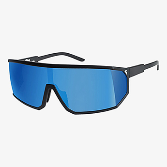 Очки QUIKSILVER The Mullet M Xkkb Matte Black Ml Blue