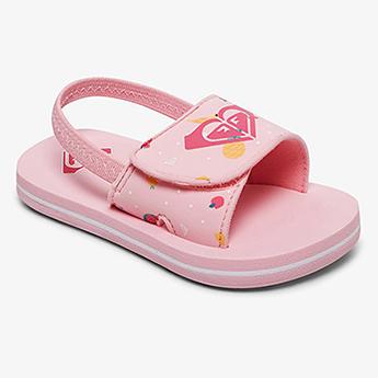 Сандалии детские Roxy Tw Finn Pink
