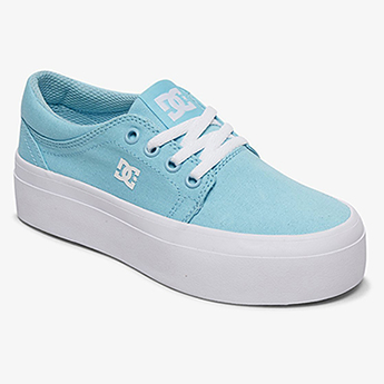 Кеды женские DC Shoes Trase Light Blue