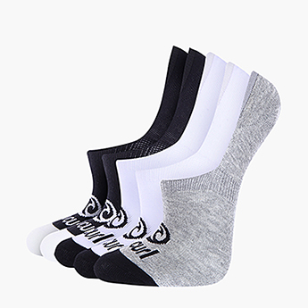 Носки женские Rip Curl Icon Invisi Sock-5 Pack