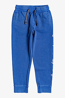 Штаны спортивные детские QUIKSILVER Jake Pearl Dazzling Blue-73