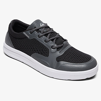 Кеды QUIKSILVER Ambhibianplusii Shoe Black/Grey/White27-155