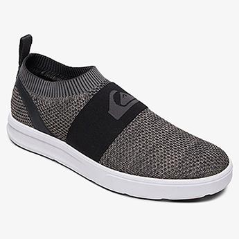 Кеды QUIKSILVER Amphplusslponii M Shoe Xssw Grey Grey White28-156