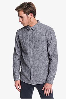 Рубашка QUIKSILVER Wollemi Medium Grey Heather-180