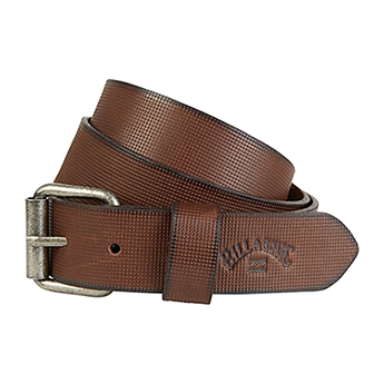 Ремень Billabong Leather Belt Brown