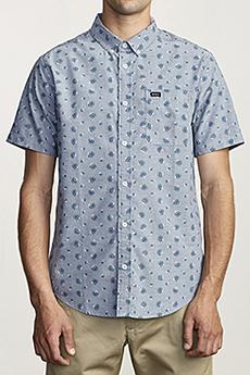 Рубашка Rvca Thatll Do Distant Blue