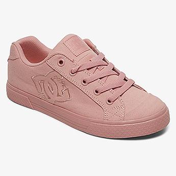 Кеды низкие детские DC Shoes Chelsea Rose