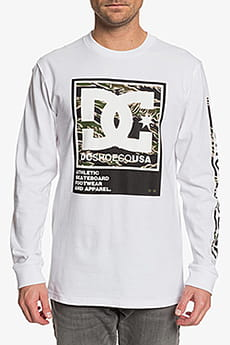 Лонгслив DC Shoes Arakana White