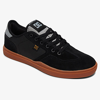 Кеды низкие DC Shoes Vestrey Black/Black/Gum