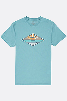 Billabong Футболка (фуфайка) A Frame Tee Ss Bermuda
