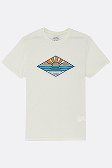 Billabong Футболка (фуфайка) A Frame Tee Ss Vapor