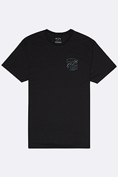 Billabong Футболка (фуфайка) Matara Tee Ss Black