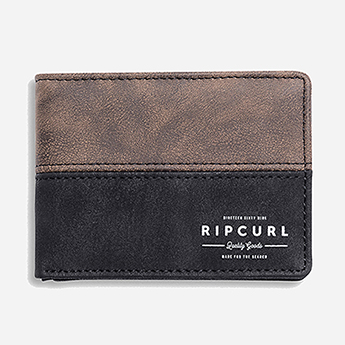 Кошелек Rip Curl Arch Rfid Slim Brown