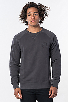 Свитшот Rip Curl Craft Eco Crew Washed Black