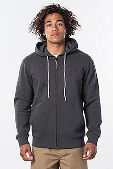 Толстовка классическая Rip Curl Craft Fleece Washed Black