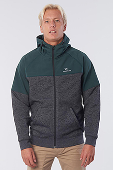 Толстовка Rip Curl Viral Anti Series Forest Green