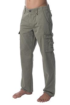 Штаны прямые Rip Curl Trail Cargo Pant Light Green