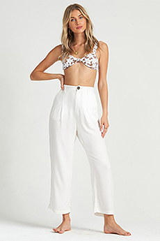 Брюки женские Billabong Casual Pant Salt Crystal