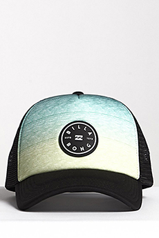 Бейсболка Billabong Scope Trucker Citrus