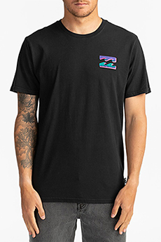 Футболка Billabong Warchild Tee Black