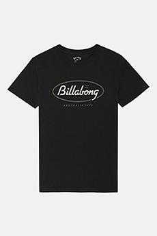 Футболка Billabong State Beach Ss Tee B Black