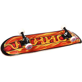 Скейтборд в сборе Юнион Скейт HotCat 8.125*31.75