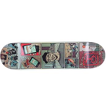 Дека для скейтборда Юнион Алиев 32.875 x 8.5 (21.6 см)