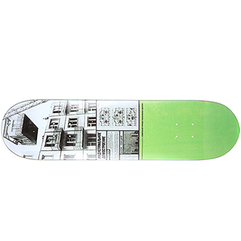 Дека для скейтборда Юнион Хрущевка 32 x 8.0 (20.3 см)
