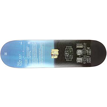 Дека для скейтборда Юнион 137.11.2 31.75 x 8.25 (21 см)