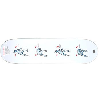 Дека для скейтборда Юнион HeadBanging 2 31.875 x 8.25 (21 см)
