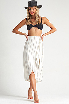 Юбка женская Billabong Stay Sarong Salt Crystal