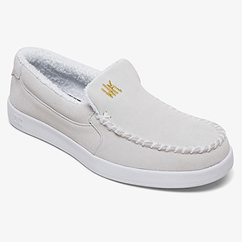 Мокасины зимние DC Shoes Villain 2 S Wk M Shoe 103 White 02