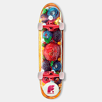 Скейт круизер Footwork 5 Ecler 7.87 X 30.8 лонг