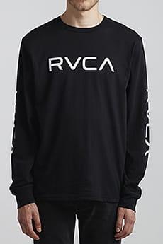 Лонгслив Rvca Big Rvca Black