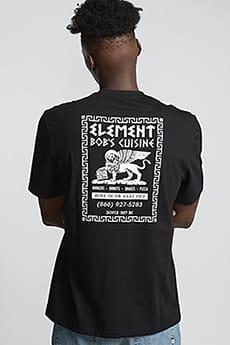 Футболка Element Cuisine Flint Black