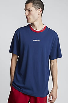 Футболка Element Kanye Blue Depths