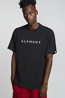 Футболка Element Metz Flint Black