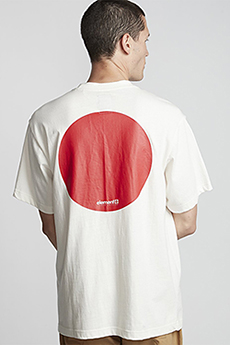 Лонгслив Element Takashi Off White