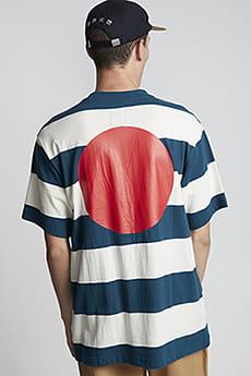 Футболка Element Tokyo Flag Legion Blue