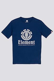 Футболка детская Element Vertical Blue Depths