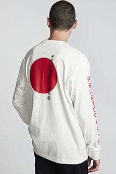 Лонгслив Element Takashi Off White