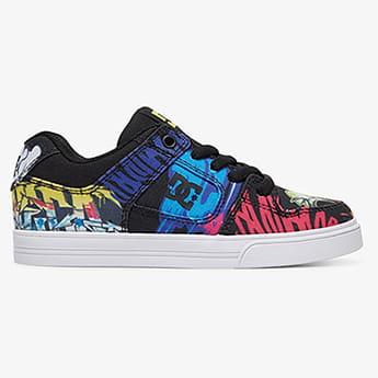 Кроссовки DC Shoes Pure Tx Se B Shoe Mlt Multi