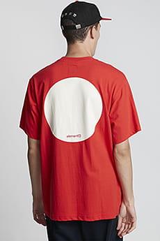 Футболка Element Tokyo Cr Fire Red