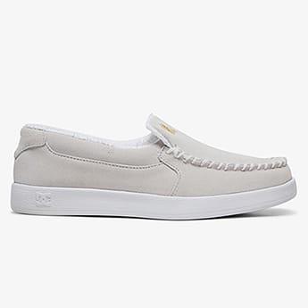 Мокасины зимние DC Shoes Villain 2 S Wk M Shoe 103 White 02