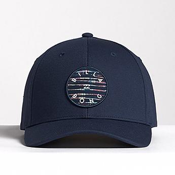 Бейсболка классическая Billabong Theme Snapback Navy