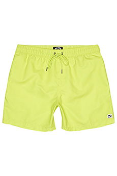 Шорты Billabong All Day Neon Yellow