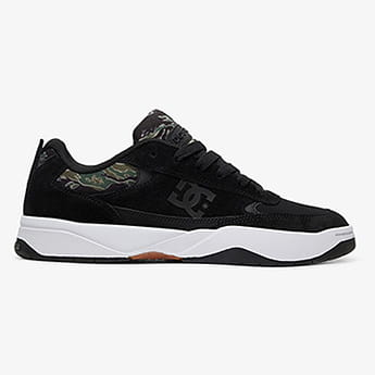 Кроссовки DC Shoes Penza Black/Camo Print