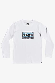 Свитшот DC Shoes Mixtape 94 Ls B B Tees Wbb0 White